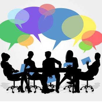 встреча общественности с представителями управляющ ...